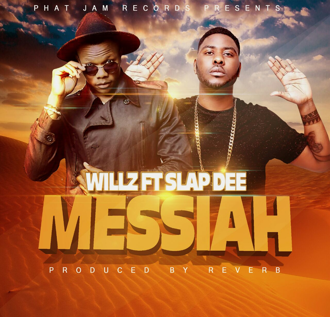 "Taki Taki Rumbha Audio Song Downlode: ""Messiah"" Ft. Slapdee (Prod. By Reverb"