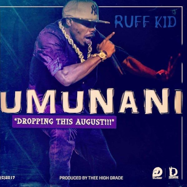 Lyrics: Ruff Kid – Umunani