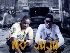 "AckZee - ""No Juju"" ft. Jae Cash (Prod. By Ricore)"