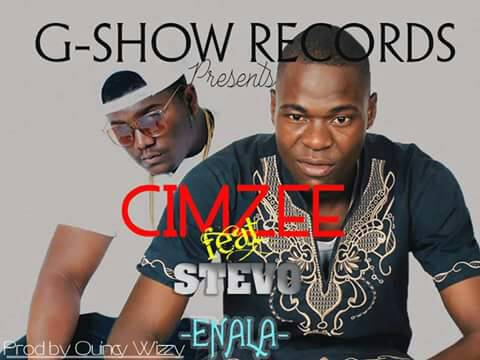 "Cimzee – ""Enala"" ft. Stevo (Prod. By Quincy Wizzy)"