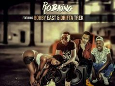 "Robking - ""Tremor"" ft. Bobby East & Drifta Trek (Prod. By Jazzy Boy)"