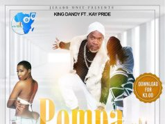 "King Dandy – ""Pompa"" ft. Kay Pride (Prod. By Dismanto)"