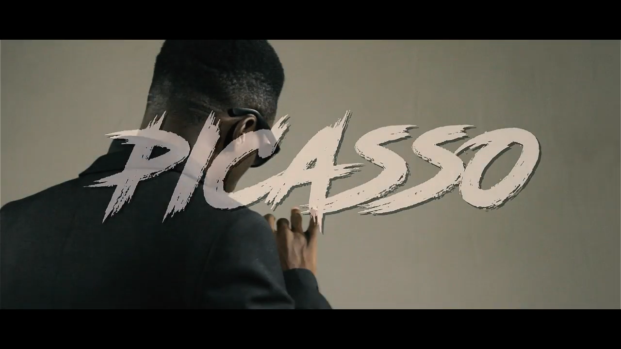 """VIDEO: Picasso - """"Thoughtful"""" 