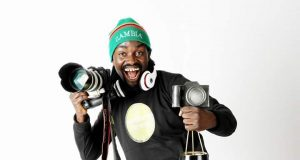 "BET Invites Zambian Photographer ""CorneliuS Chellah Tukuta"" To Host The BET Weekend Awards"