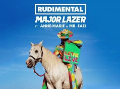 "Major Lazer & Rudimental – ""Let Me Live"" ft. Mr. Eazi & Anne-Marie"