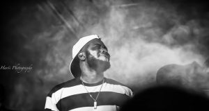 WATCH: Slap Dee Performs For A Long Time In Ndola.