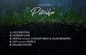 "STREAM/PURCHASE : Holstar - ""Petrichor""(FULL EP)"
