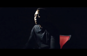 BTS VIDEO: SlapDee & Iris Caress During Forget You Visuals (#18+)!