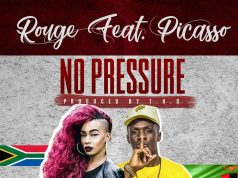 "Rouge ft. Picasso - ""No Pressure"" (Prod. By T.H.Q)"