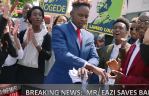 "VIDEO: Mr Eazi – ""Keys To The City"" (Ogede)"