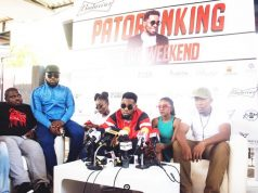 Vjeezy Among DJ's Playing For Patoraking