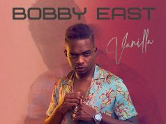 Bobby East's Vanilla Rob Album Rear Published