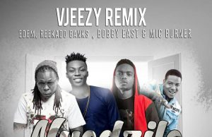 Edem, Reekado Banks, Bobby East, Mic Burner - Nyedzilo(Remix) Ready & Release Date Announced