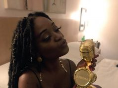"Hazel Mak, Roberto, Tay Grin Scooped An Award For The Song ""Jaiva"" At The Afrima Award"