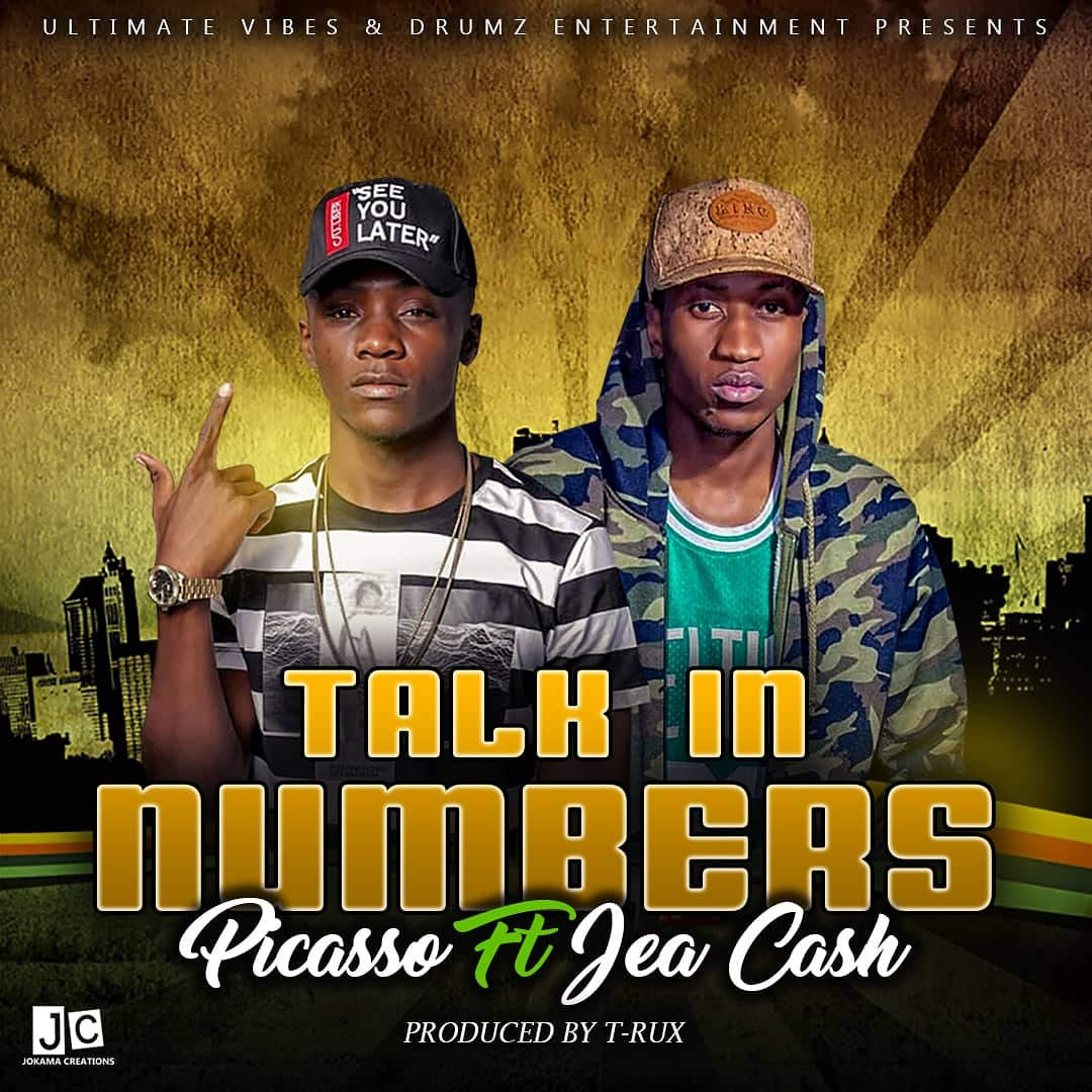 """Picasso ft. Jea Cash - """"Talk In Numbers"""" (Prod. By T-Rux)"""