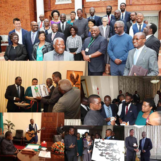 Republican President Edgar Chagwa Lungu Recognizes And Appreciates The Zambian Arts Council
