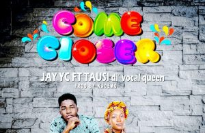 """Jay Yc Ft. Tausi - """"Come Closer"""" (Prod. by Kademo)"""