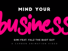 "Simi – ""Mind Your Bizness"""