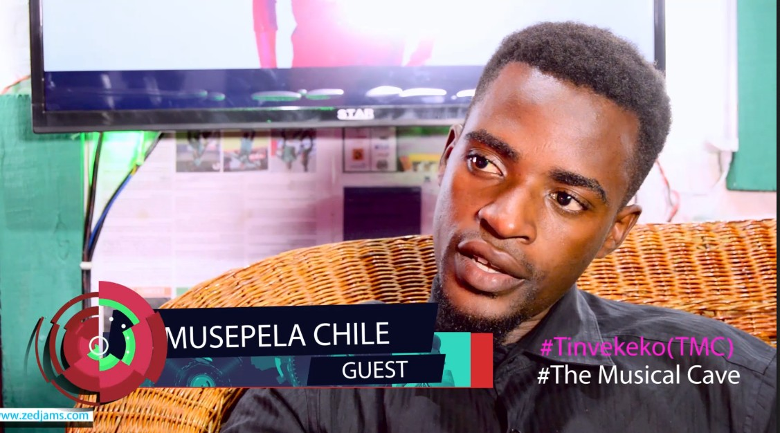 Umusepela Chile seats down to discuss about his journey
