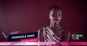 Emerging Female Actress/Model Thokozile Shares Her Acting Story | Musical Cave #TMC