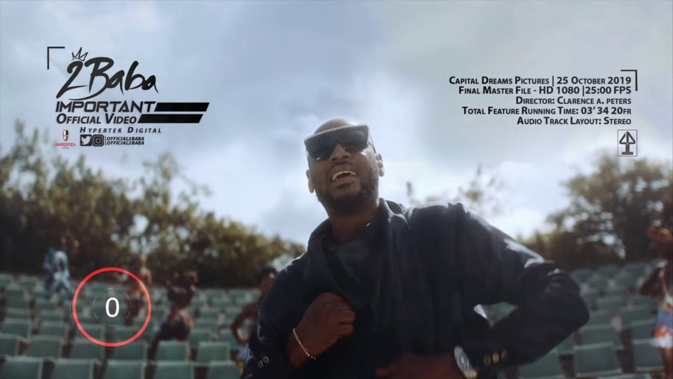 """2Baba – """"Important"""" [Video]"""