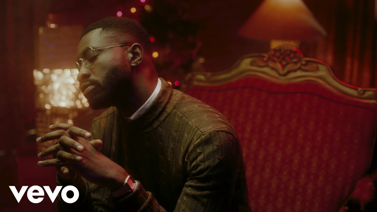 """Ric Hassani – """"All I Want for Christmas Is You"""" [Video]"""