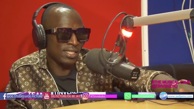 WATCH: Macky 2 Comments on the good & bad sides of music sites or blogs #MusicalCave