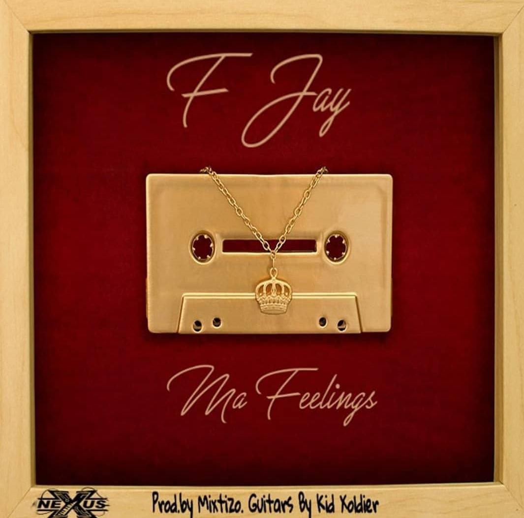 Through Africori Zambian R&B Singer - F jay shares new music called Ma Feelings. Download F Jay - Ma Feelings. Download Mp3