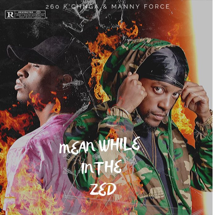 """K'Chinga Ft. Manny Force – """"Meanwhile In The Zed (A Reece Cover)"""" [Audio]"""