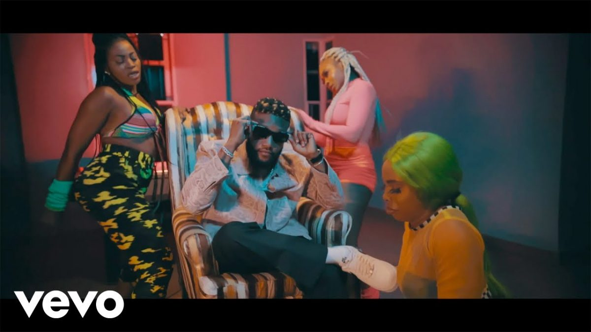 """Kcee is here with the viral video for his latest offer entitled """"Oya Parté""""."""