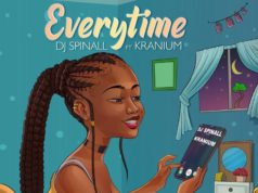 "DOWNLOAD DJ Spinall ft. Kranium – ""Everytime"" Mp3"