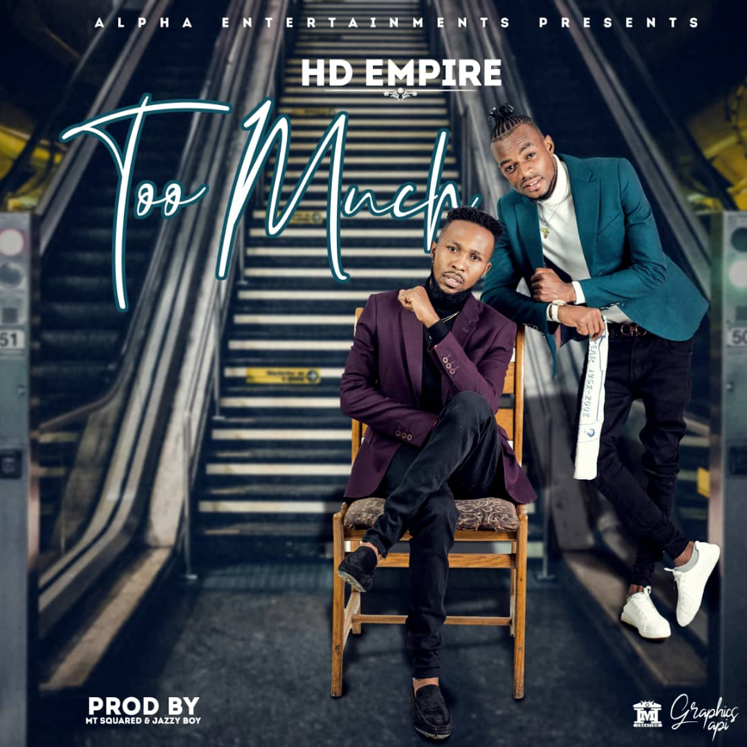 """DOWNLOAD HD Empire – """"Too Much"""""""