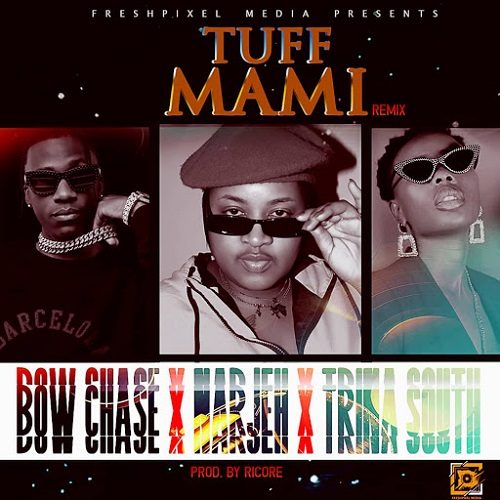 """DOWNLOAD Narjeh ft. Bow Chase & Trina South – """"Tuff Mami"""" (Rmx) Video"""