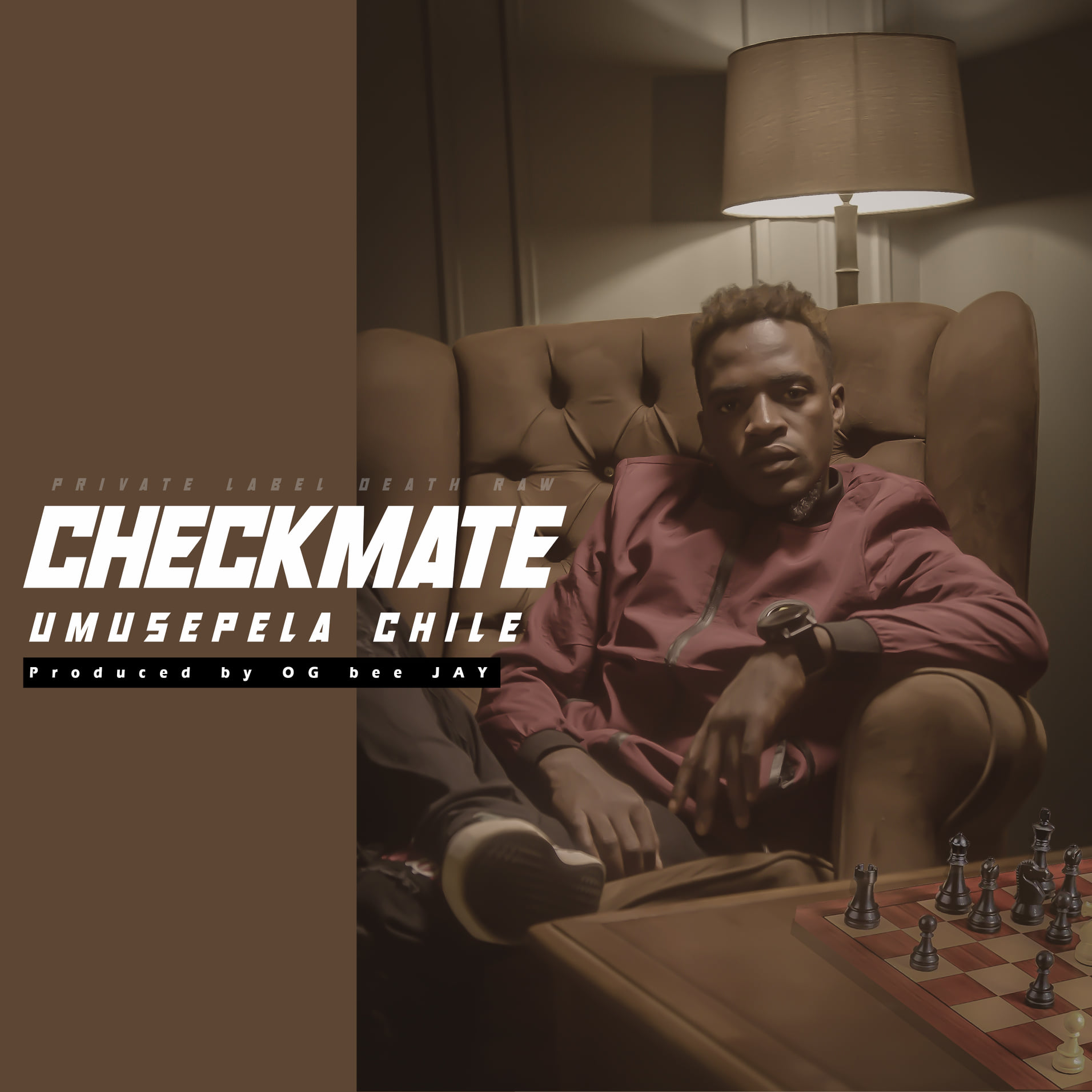 """DOWNLOAD Umusepela Chile - """"Checkmate (Reply Freestyle)"""" Video"""