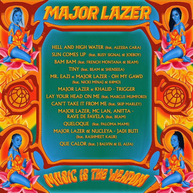 """DOWNLOAD Major Lazer, Joeboy & Busy Signal - """"Sun Comes Up"""" Mp3"""