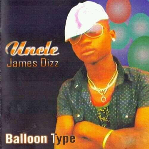 """Uncle James Dizzy Dies, The Act Behind """"Balloon Type"""""""