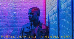 """Darrel - """"A Mended Heart ( Purple Chapter 2)"""" EP"""