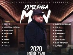 """DOWNLOAD Dj Mzenga Man Ft. Various Artists - """"2020 End Of Year Cypher"""" Mp3"""