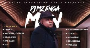 "DOWNLOAD Dj Mzenga Man Ft. Various Artists - ""2020 End Of Year Cypher"" Mp3"