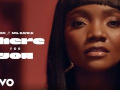 "Simi, Ms Banks - ""There For You"" Music Video"