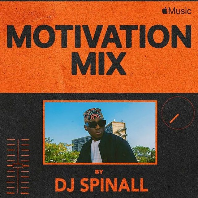 DJ Spinall – Motivation Mix [Mixtape]