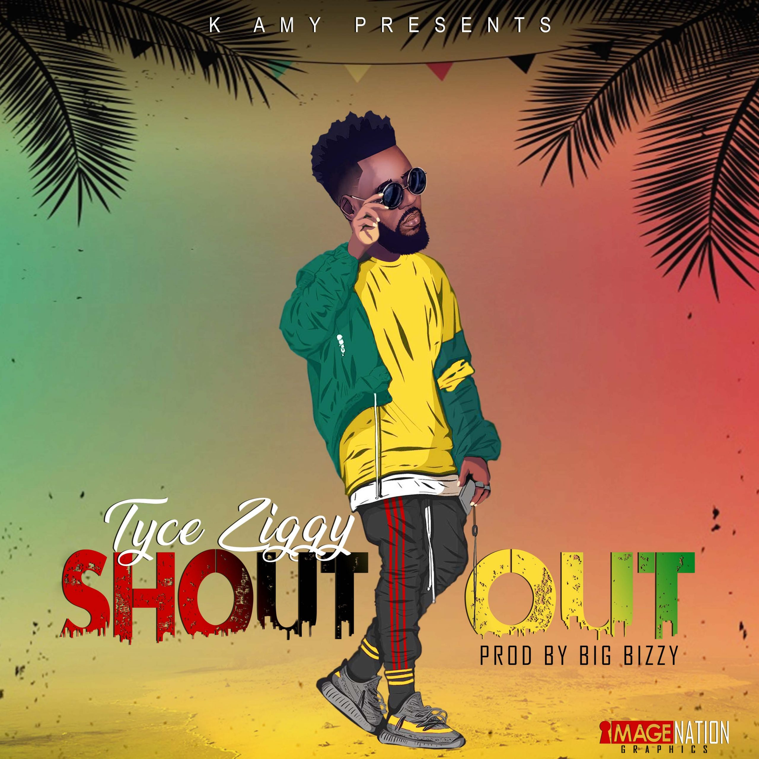 Tyce Ziggy - Shout Out Download Mp3