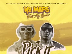 "Yo Maps ft. Mic Burner - ""Pick It Up"" Mp3"
