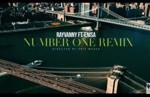 Rayvanny Ft. Enisa- 'Number One Remix' Video