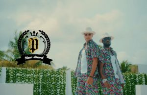 """Mr P ft. Mohombi – """"Just Like That """" Mp3 Download - 2021"""