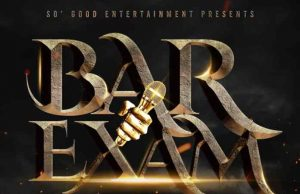 """Download: So Good Ent Ft. V/A- """"The Bar Exam Cypher"""" (Prod. By Liss Landers)"""