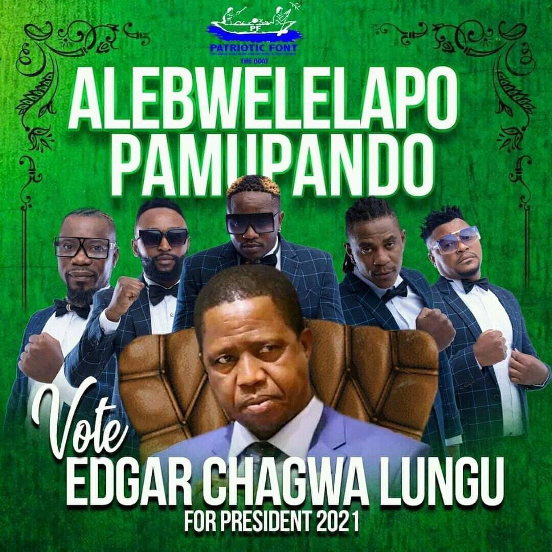 """King Dandy Crazy, Chester, Rich Bizzy, Kadaffi, Shenky - """"Alebwelelapo (Pf Campaign Song) Mp3"""