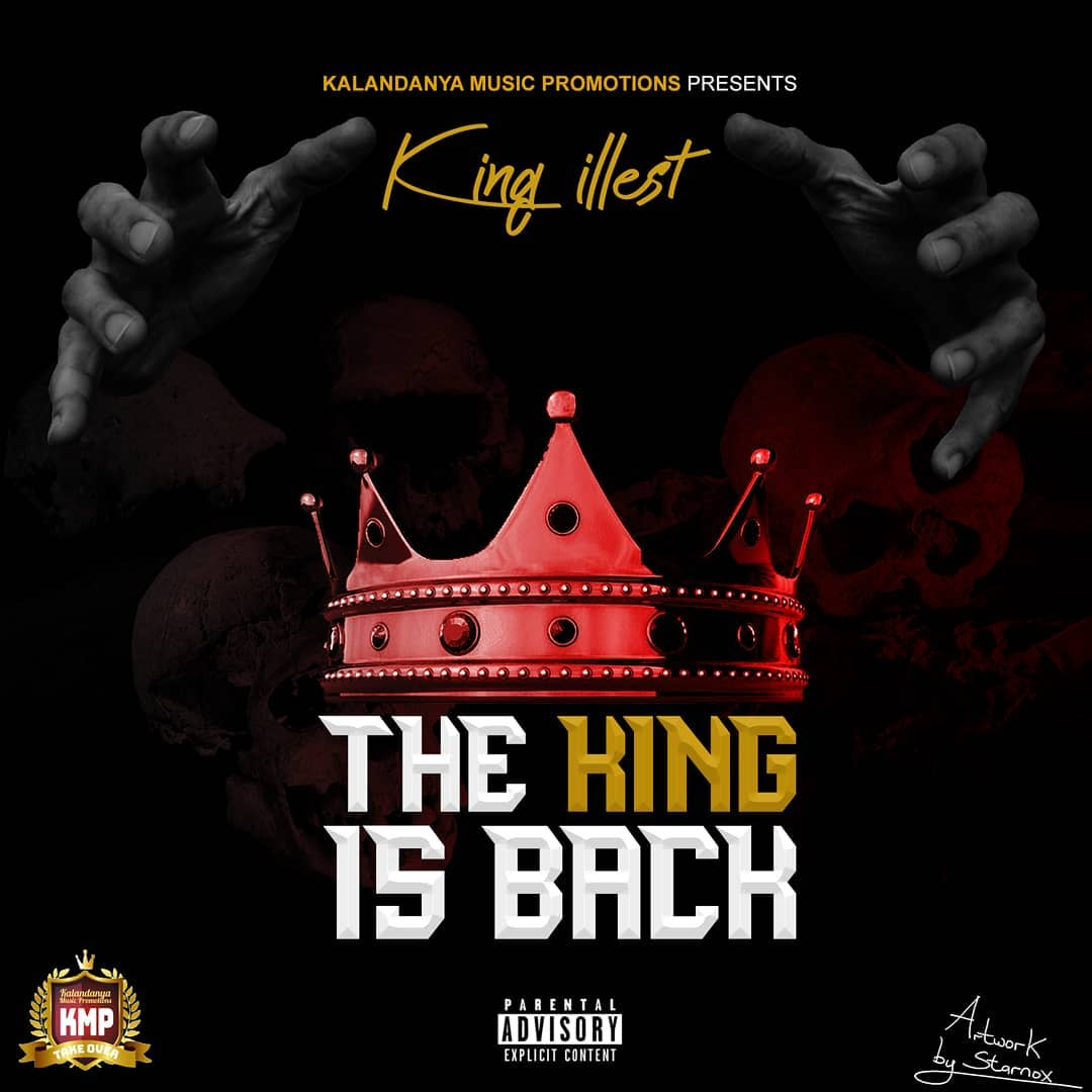 """King Illest – """"King Is Back"""" Mp3"""
