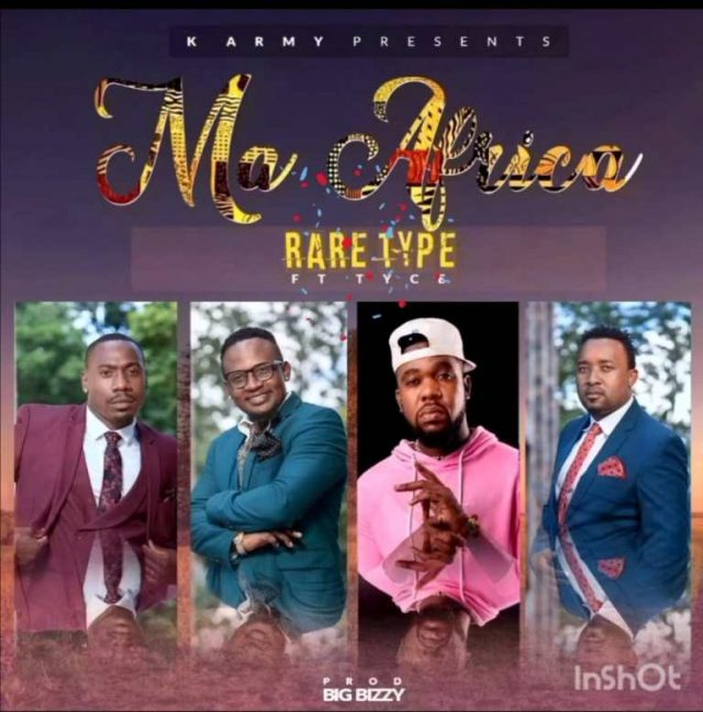 "Ma Africa ft. Tyce – ""Rare Type"" Mp3"