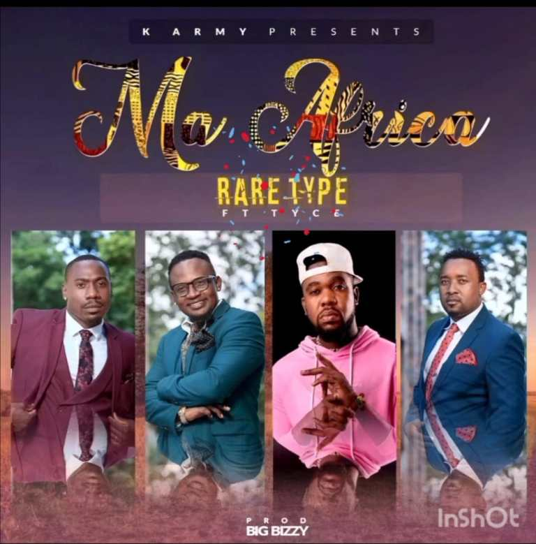 """Ma Africa ft. Tyce – """"Rare Type"""" Mp3"""